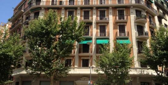 Rehabilitación de fachadas en Barcelona