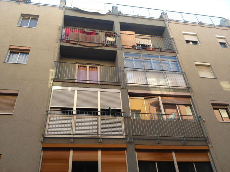 Rehabilitación de fachadas en Santa Coloma de Gramanet