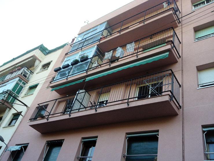 Rehabilitación de fachadas Montcada i Reixach