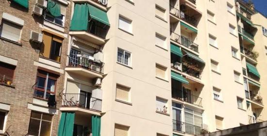 rehabilitación de fachadas en Barcelona, Santa Coloma de Gramanet, Cornella