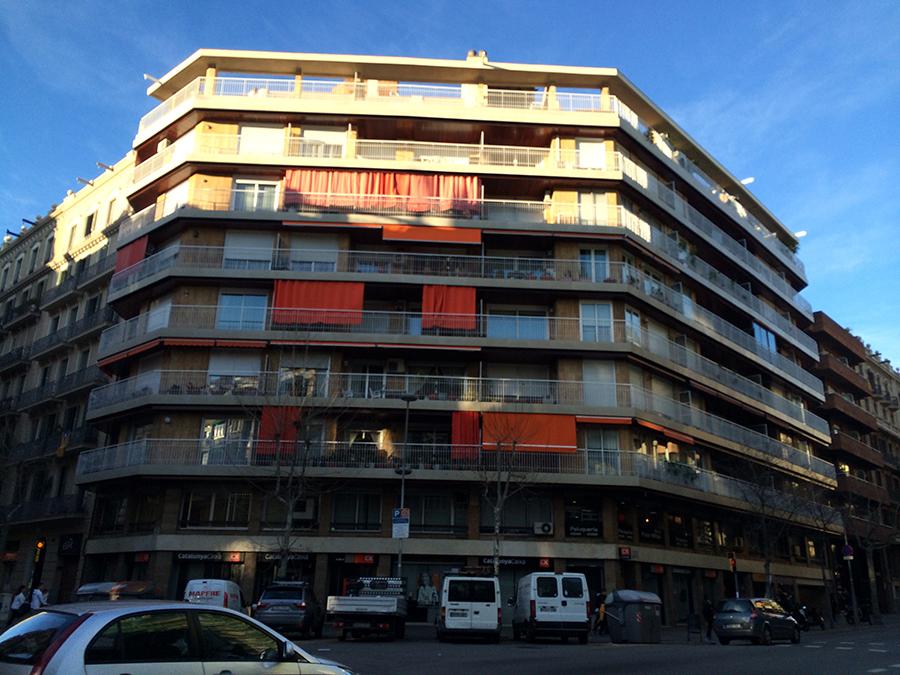 reparacion de fachadas Barcelona